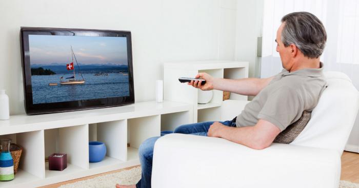 اعتیاد به تلویزیون